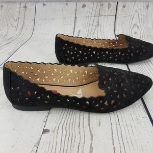 2c8b5dd4850 UNIONBAY Shoes - Unionbay Welcome Women s Loafer Flats Black Size 8